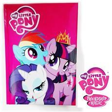 Diario My Little Pony 12 Mesi Non Datato 3 Modelli Scuola Elementare Bambine