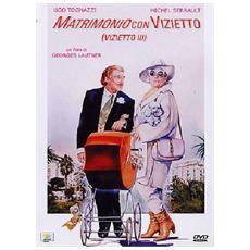 Dvd Matrimonio Con Vizietto