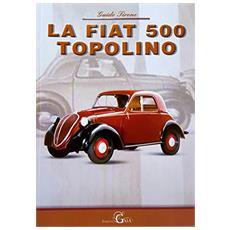 La Fiat 500 Topolino