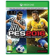 XONE - Pro Evolution Soccer 2016 D1 Edition (PES 2016)