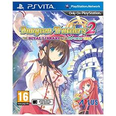 Dungeon Travelers 2 : The Royal Library And The Monster Seal Psvita