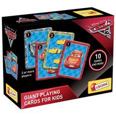 Cars 3 Carte Giganti