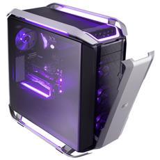 Case Cosmos C700P Full Tower Mini-ITX / Micro-ATX / ATX / E-ATX / 1 x USB 3.1 (Gen 2 Type C) / 4 x USB 3.0 Colore Nero con Finestra in Vetro Temperato