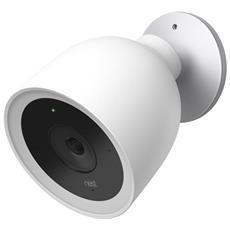 Videocamera di Sicurezza Cam IQ per Esterno Colore Bianco