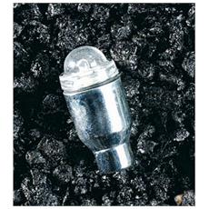 Coprivalvole Pneumatico Luminoso Idea, Led Bianco