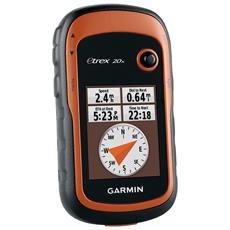"""Navigatore GPS Portatile Display a Colori da 2,2"""" Memoria 4GB Con Mappa TopoActive Precaricata 23 Paesi"""