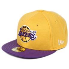 Cappello Jersey Pop Los Angeles Lakers 7,25 Giallo Viola