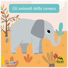 Animali Della Savana (Gli)