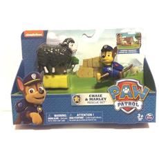 Paw Patrol Rescue Action Pup Chase & Marley Rescue Set