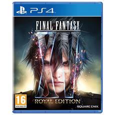 PS4 - Final Fantasy XV Royal Edition
