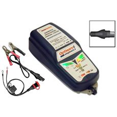 Carica Batterie Optimate 6 12v / 0,4a-5,0a Tm-180sae