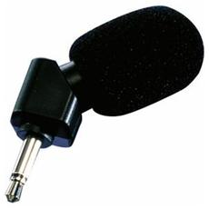 Microfono a Cavo per Registratore Vocale Nero PC6021