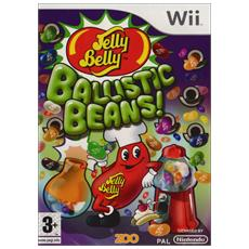 Wii - Jelly Belly: Ballistic Beans