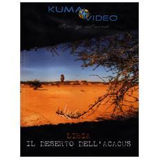 Dvd Libia - Il Deserto Dell'acacus