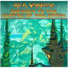 Rick Wakeman - Journey To The Centre Of The Earth (2 Lp)