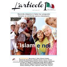 Articolo 1 (2017) (L'). Vol. 2: L' Islam e noi L'Articolo 1 (2017)