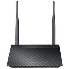 Modem Router wireless DSL-N12E N300 Mbps 802.11 b / g / n 4 Porte Ethernet 10/100 RICONDIZIONATO