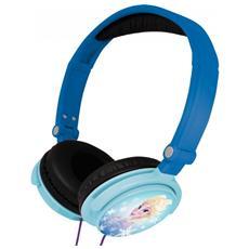 HP010FZ Nero, Blu Circumaurale Padiglione auricolare cuffia