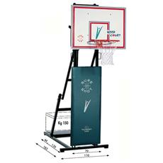 Impianto Basket Mini-Basket Streetball Singolo