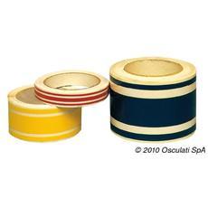 Linea galleggiamento 3 fili gialla 50 mm