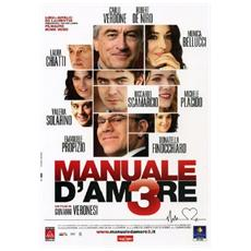 Dvd Manuale D'amore 3