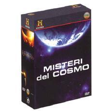 DVD MISTERI DEL COSMO (4 DVD es. IVA)