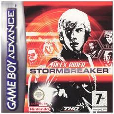 Alex Rider Stormbreaker Gba
