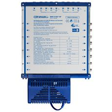SMS 91607 NF, 330 x 211 x 56 mm, 6W, 100 - 240V, 47/63Hz