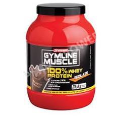 Gymline muscle 100% whey protein isolate 700g vaniglia