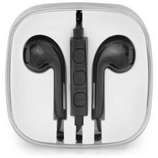 Kit Hf Stereo Iphone 3g / 3gs / 4g / 5/5s / 5se / 6 New Box Nero