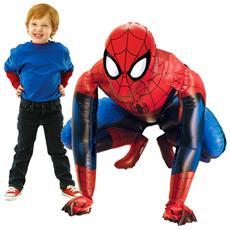 Palloncino Gigante A Forma Di Spiderman 91 Cm *11809 Marvel