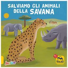 Salviamo Gli Animali Della Savan