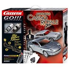 Go - 007 James Bond Casino Royale + 2 Aston Martin Db5 / dbs