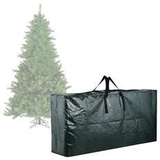 Borsa Contenitore Per Albero Di Natale 150-180cm Sacca Addobbi