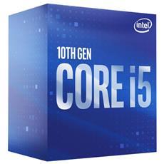 Processore Intel Core i5-10600 6 Core 3.3 GHz Socket 1200 Boxato