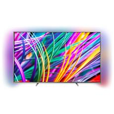 "TV LED Ultra HD 4K 49"" 49PUS8303/12 Smart TV Ambilight"