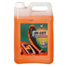 Lava Vetro 4 Stagioni Pronto all'uso Profumo arancio Tanica da 5 Litri