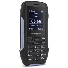 "SX 567 Grigio Impermeabile Dual Sim Display 1.77"" +Slot MicroSD Bluetooth Radio Fotocamera - Europa"