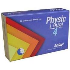Physic Level 4 30 Cpr 800mg