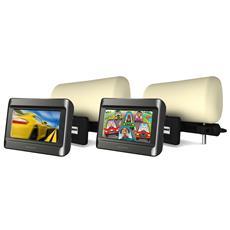 Click 9 Lite Duo Deluxe, LCD, 800 x 480 Pixel, DC