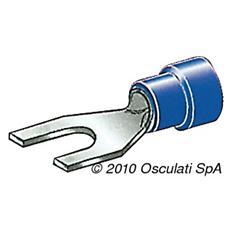 Forcella isolata apertura 6,3 mm