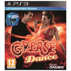 PS3 - Grease Dance (Software per Playstation Move)