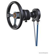 Timoneria rotativa singola T101