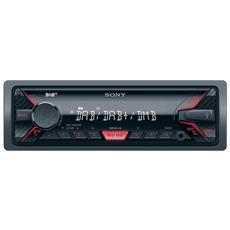 Sintolettore CD DSXA300DAB Potenza 4x55W Supporto MP3 / FLAC / WMA USB / AUX Nero