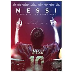 Messi - Storia Di Un Campione (Dvd)