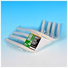 Elastuk Stucco Siggillante In Strisce 8 X 15 X 490 Mm X 4 Pezzi