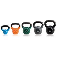 Kettlebell Vinile 20 Kg Movi Fitness