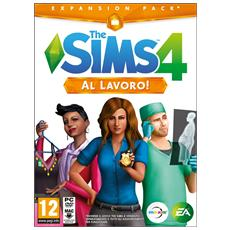 PC - The Sims 4 Al Lavoro!Expansion Pack