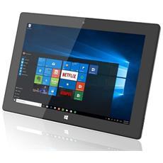 "Tablet E-Board T1707 Nero 10.1"" Full HD Intel Atom RAM 2GB Memoria 32 GB Wi-Fi Fotocamera 2Mpx Windows - Europa"