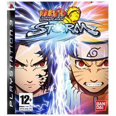 PS3 - Naruto Ultimate Ninja Storm